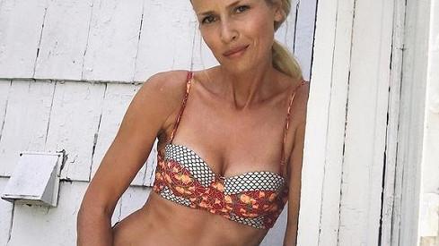 Daniela Peštová je stále žádanou modelkou spodního prádla. Ale divíte se, s touhle postavou?