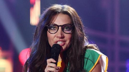 Olga Lounová byla v televizi k nepoznání.