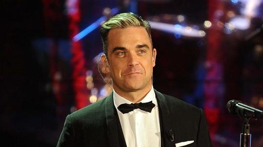 Robbie Williams nepřestává svými prohlášeními překvapovat.
