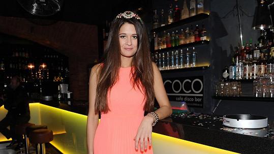 Petra Faltýnová patří mezi nejkrásnější modelky.