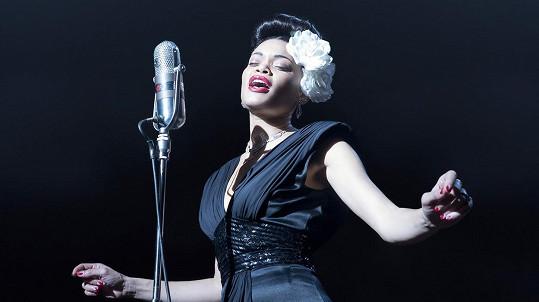 Billie Holiday v podání Andry Day