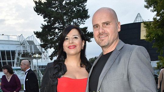 Andrea Kalivodová s manželem Radkem mají radost z prvního potomka.