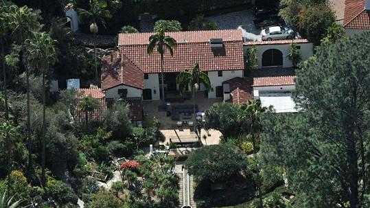 Robert Pattinson prodává tuto krásnou nemovitost.