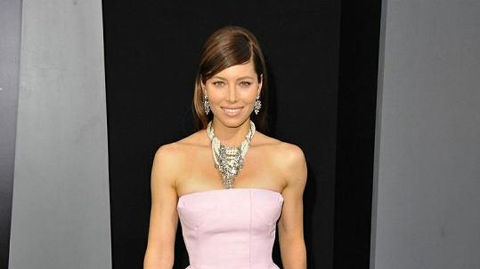 Jessica Biel vypadala na premiéře filmu překrásně.