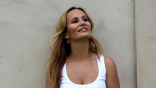 Monika Absolonová zklamala bývalého přítele.