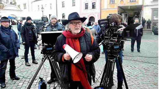 Juraj Jakubisko slaví 82. narozeniny.