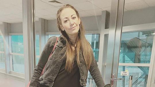 Agáta Prachařová se pochlubila sexy fotkou z dovolené.
