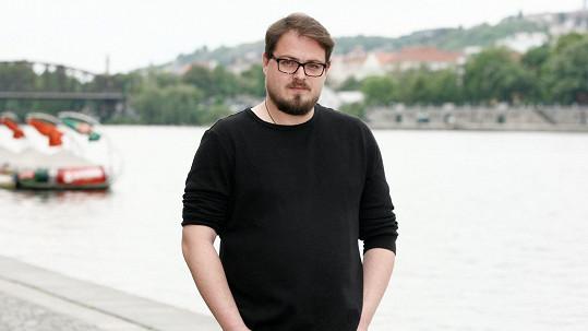David Stypka dostával zprávy od vraha z Ostravy.