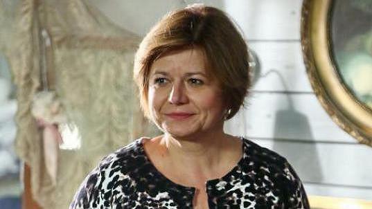 Ivana Andrlová v Přístavu