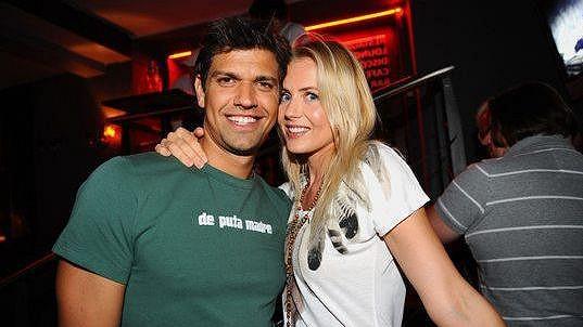 Petr Vojnar se omluvil bývalé snoubence Petře Frantové, kterou urazil.