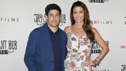 Jason Biggs a Shannon Elizabeth se sešli na uvedení snímku Jay and Silent Bob Reboot
