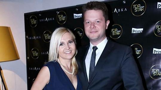 Karol Hošek s přítelem Pavlem