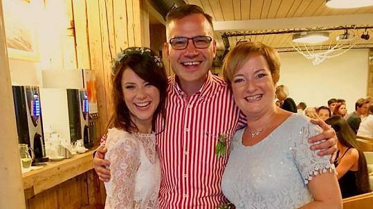 Ivana Korolová se vdala