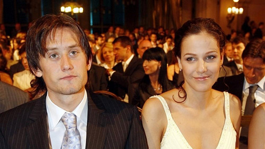 Radka Kocurová a Tomáš Rosický se těší na prvního potomka.