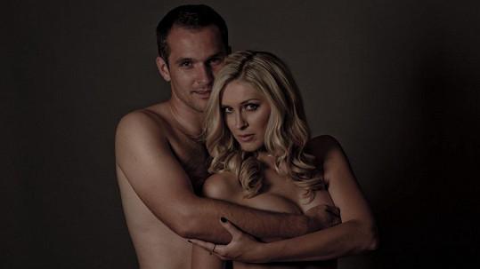 Míra Hejda je pochopitelně s přifouknutými přednostmi své manželky spokojený.