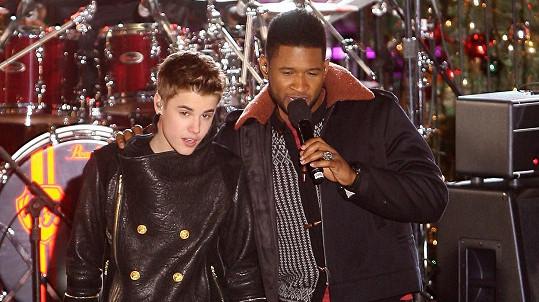 Justin Bieber a Usher čelí obvinění z plagiátorství.