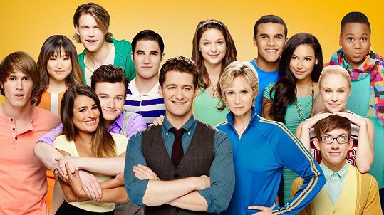 Herci ze seriálu Glee