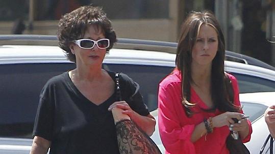 Herečka Jennifer Love Hewitt s maminkou Patricií.