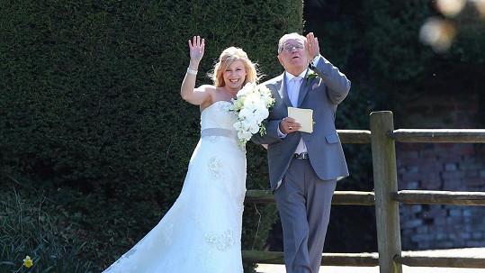 Pete Conway a jeho vyvolená Melanie Mills.
