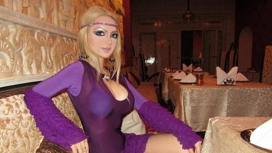 Barbína Valeria Lukyanová - co slovo, to perla...