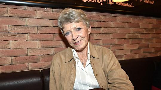 Jana Štěpánková musela být hospitalizována.