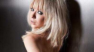Katia Ivanova na své nejsmyslnější fotce.