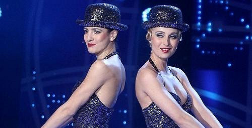 Světlana Slováková a Ivana Skálová zpívaly Chicago