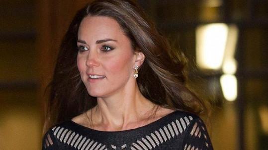 Kate údajně prodělala kolaps, který se měl udržet pod pokličkou.