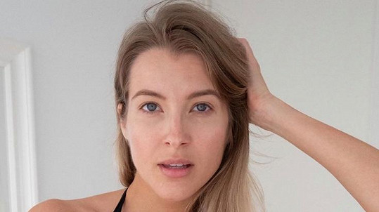 Jitka Nováčková se ukázala bez make-upu.