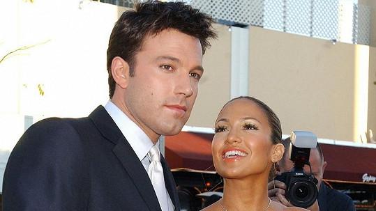 Jennifer Lopez a Ben Affleck se zase vídají.