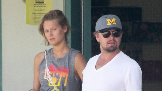 Leo DiCaprio se vrátil k Toni Garrn.