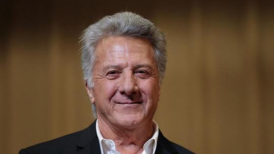 Dustin Hoffman se již podle své mluvčí těší dobrému zdraví.