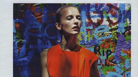 Margita Žuchová je kráska, která je proměnlivá jako chameleon.