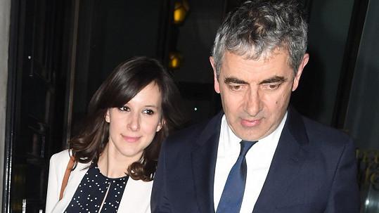 Dvojici nevadí, že vedle sebe vypadá spíš jako otec s dcerou.