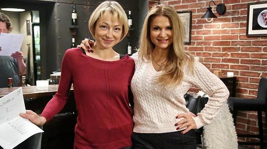 Klára Cibulková se stane posilou v seriálu Krejzovi.
