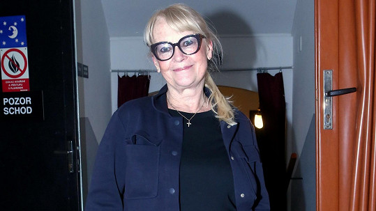 Kateřina Macháčková na svůj věk nevypadá.