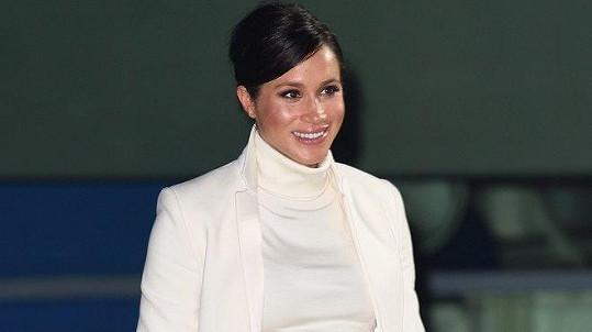 Dříve herečka, nyní vévodkyně Meghan