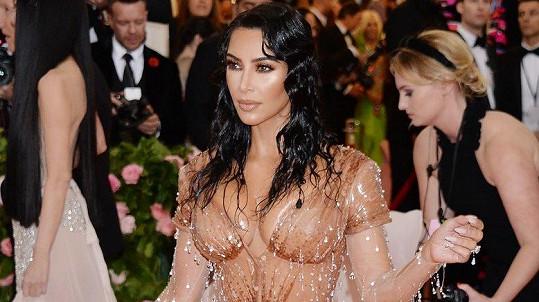 Kim Kardashian byla opět neuvěřitelně sexy.