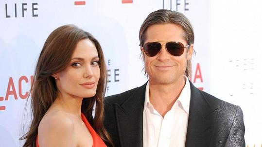 Brad Pitt a Angelina Jolie budou brzy manželé.