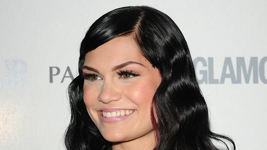 Zpěvačka Jessie J.