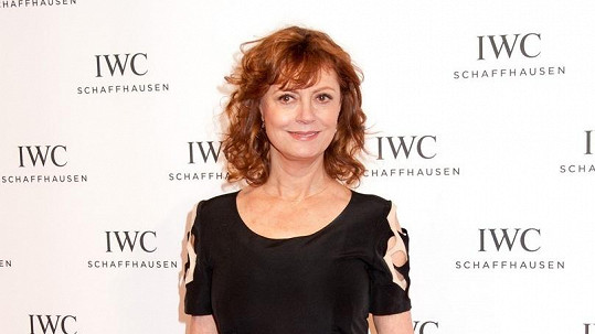 Susan na večírku k Tribeca filmovému festivalu