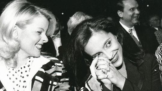 Iveta Bartošová a Lucie Bílá toho měly hodně společného.