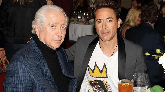 Robert Downey starší a mladší