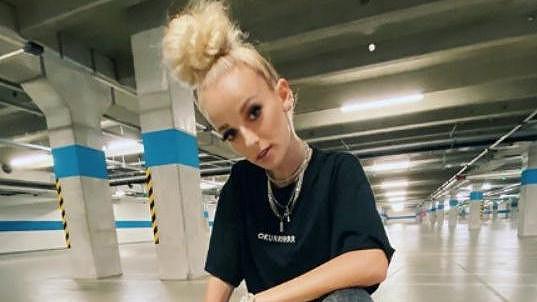 Slovenská zpěvačka Sima