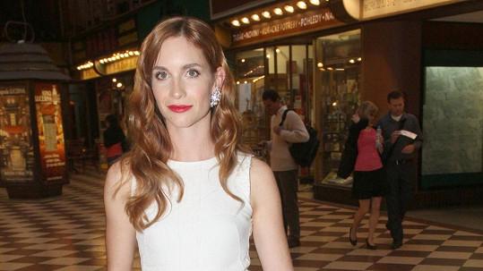 Hana Vagnerová je jednou ze tří ženských hvězd nového Hřebejkova filmu.