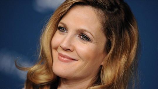 Drew Barrymore mateřství svědčí.
