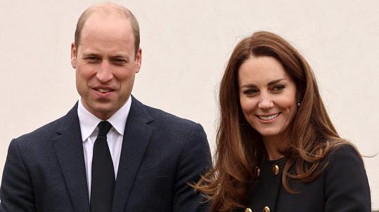 Kate a William se zapojují do další iniciativy na ochranu fauny a flóry v Británii