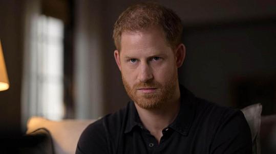 Princ Harry promluvil o následcích ztráty své matky.