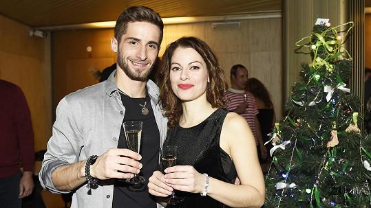 Hana Holišová a Tomáš Smička se poznali na muzikálu Mamma Mia!