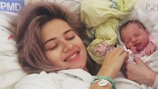 Emma Smetana s dcerou